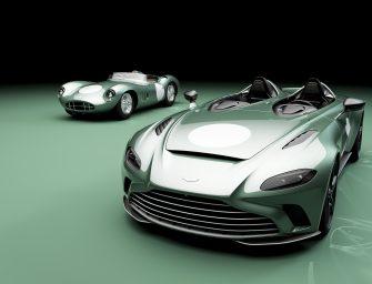 Aston Martin V12 Speedster – limited edition