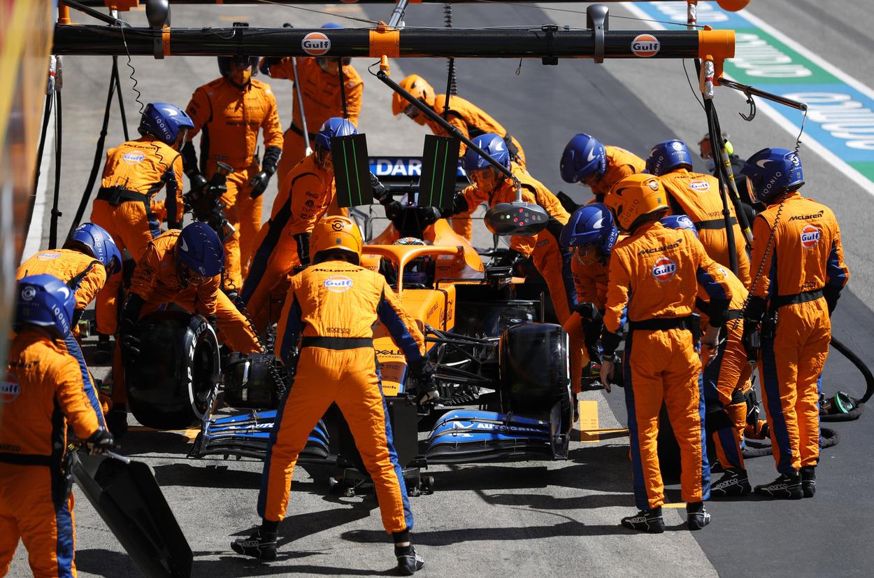 2021 Portuguese Grand Prix Sunday