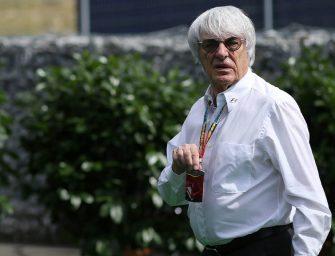 56. Bernie Ecclestone