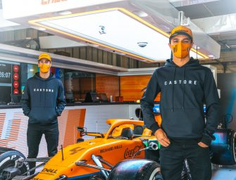 Castore becomes official sportswear partner to McLaren Racing
