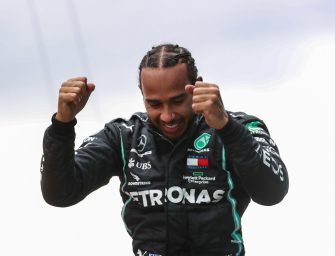 12. Lewis Hamilton