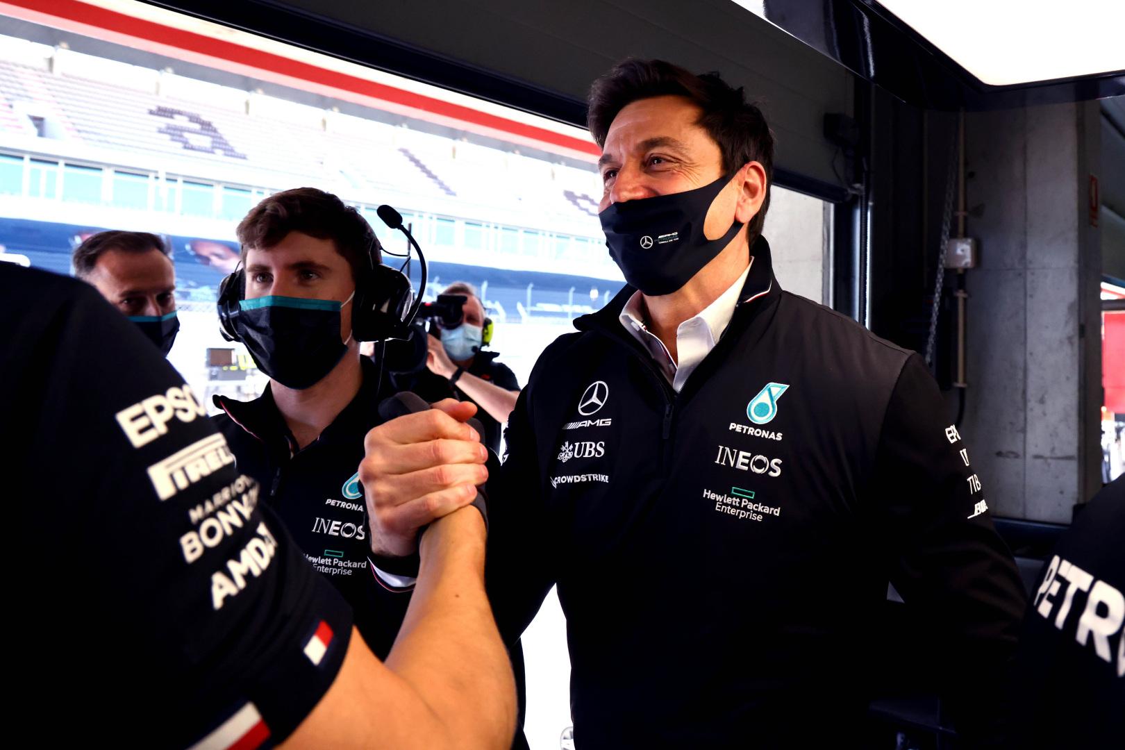2021 Portuguese Grand Prix, Thursday - LAT Images