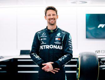 Romain Grosjean Mercedes test announcement
