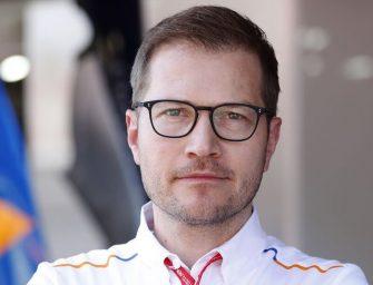37. Andreas Seidl