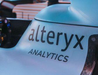 Alteryx and McLaren Racing announce new partnership
