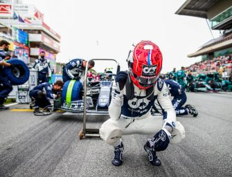 Blockchain platform Fantom partners with F1 driver Pierre Gasly