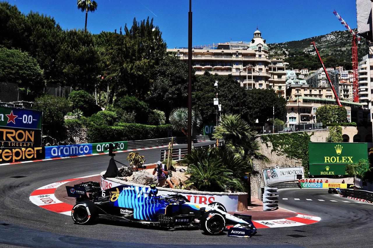 750th Grand Prix Williams
