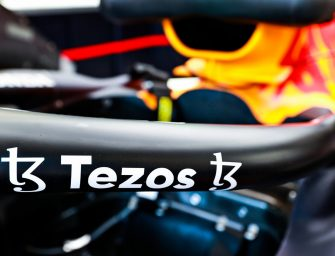Tezos joins Red Bull Racing as the official partner