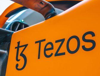 McLaren Racing and Tezos announce a multi-year partnership