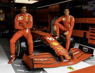 Amazon Web Services and Ferrari sign a partnership agreement