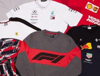 Fanatics and Formula 1 extend their partnership