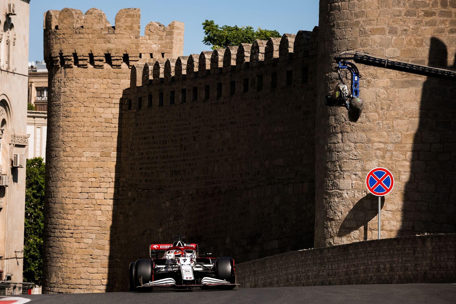 2021 formula 1 Azerbaijan GP