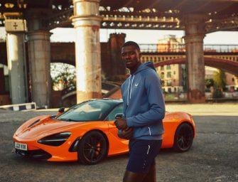 McLaren and Castore unveil summer sportswear collection