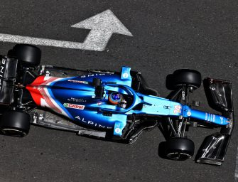 BorgWarner and Alpine F1 Team announce a new partnership