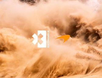 McLaren Racing to enter Extreme E in 2022