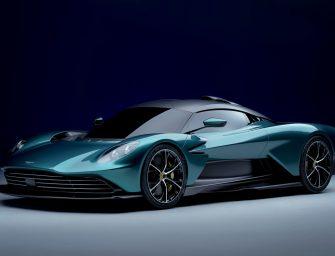 Valhalla: sensational hybrid supercar by Aston Martin