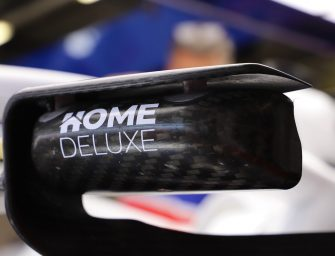 Home Deluxe partners with Haas F1 Team
