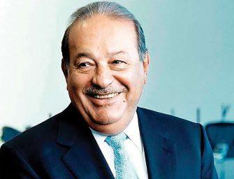 1. Carlos Slim Helu & family
