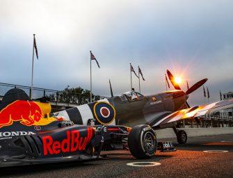 Red Bull Racing v best of British