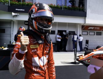 Arthur Leclerc – The young Monégasque aims to get to the top of motorsport