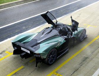 Valkyrie Spider by Aston Martin