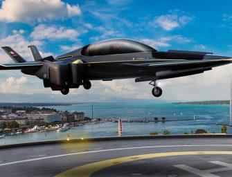 YCOM & Manta Aircraft