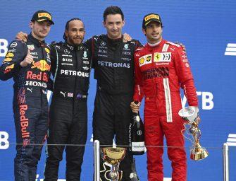 2021 Formula 1 Russian Grand Prix highlights