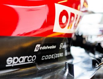 Edelweiss and Alfa Romeo F1 Team sign a partnership agreement