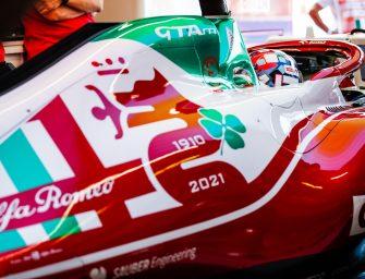 Salt and Alfa Romeo F1 Team sign a partnership agreement