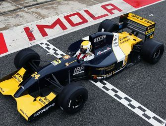 Historic Minardi day 2021… in pictures