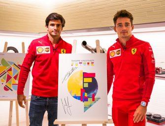 #ShapeAnotherFuture: Ferrari fans imagine the future