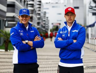 Mazepin and Schumacher to drive for Haas F1 Team in 2022