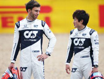 Galsy and Tsunoda to drive for Scuderia AlphaTauri in 2022