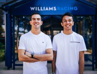 Latifi and Albon to drive for Williams Racing in 2022