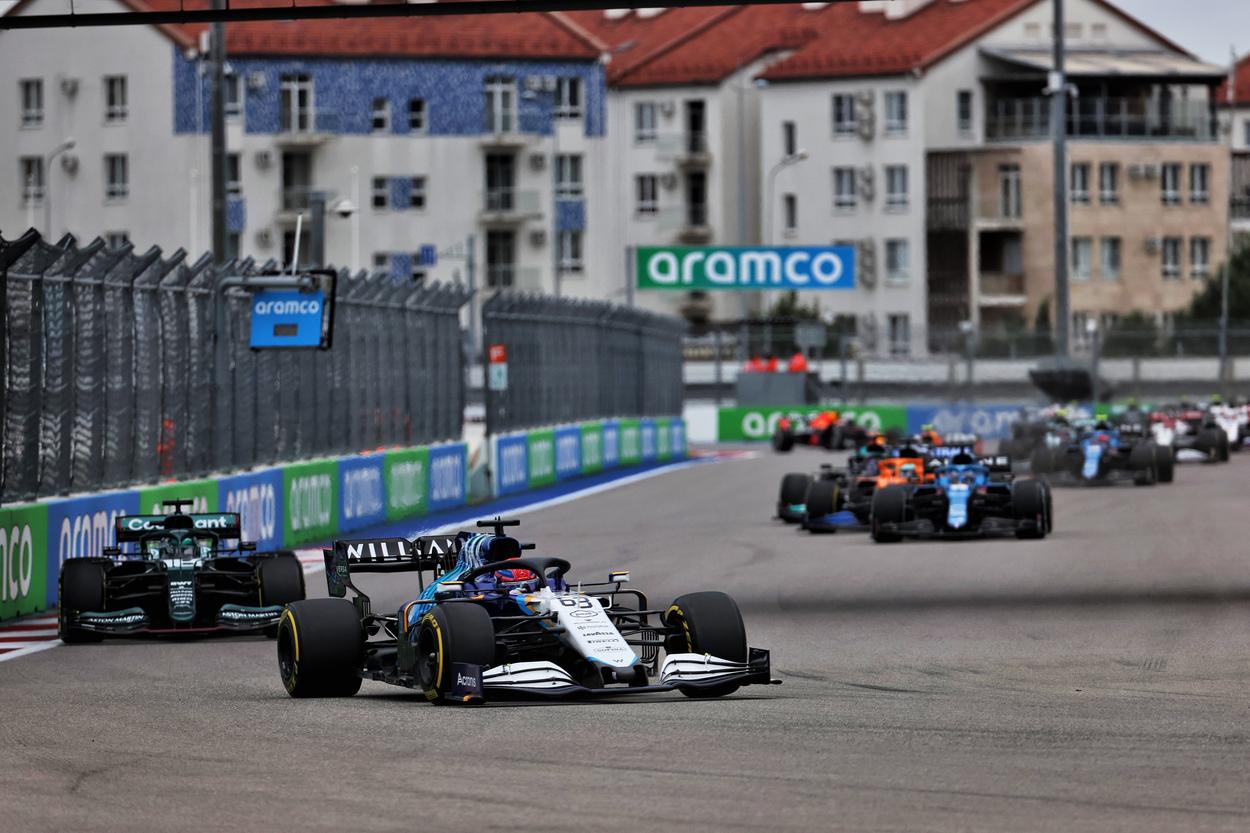 2021 formula 1 russian
