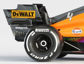 EasyPost and McLaren Racing announce a new partnership